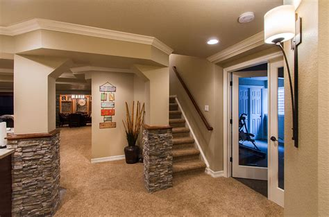 Attractive Finished Basement Paint Colors Jeffsbakery
