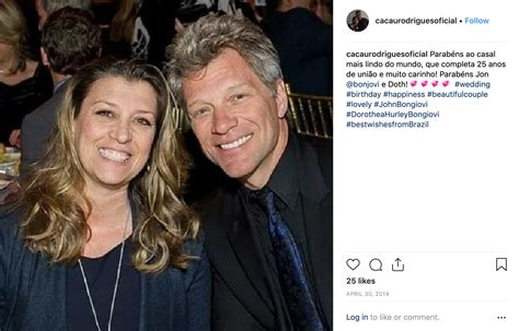 Dorothea Hurley Wiki Facts About John Bon Jovi Wife