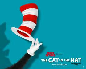 the cat in the hat cat in the hat
