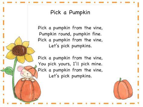 more pumpkin songs classroom freebies 134 | pckpump