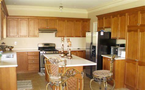 Oak Cabinets With Light Granite Countertops Savaeorg