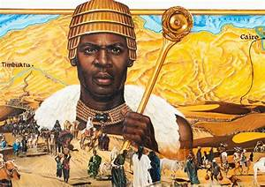 A Look Into The Life Of Mansa Musa From Mali  The Richest
