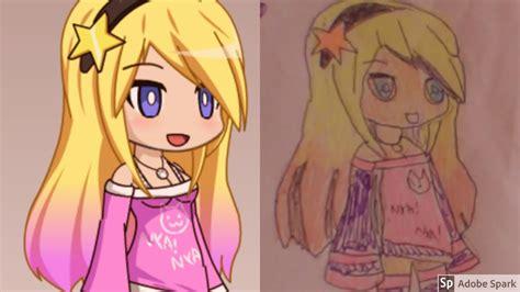 Drawing Gacha Studio Characters!