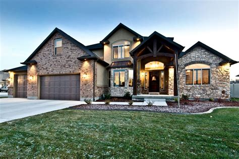 custom house plans the christopher custom home plans from utah county builders