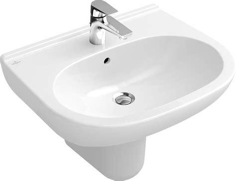 villeroy und boch o novo spülrandlos o novo waschtisch oval 516060 villeroy boch