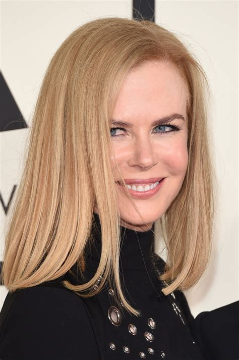 layered haircuts medium kidman photos photos 57th grammy awards 4160