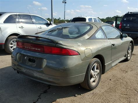 Mitsubishi Gs by 1996 Mitsubishi Eclipse Gs For Sale At Copart Dunn Nc Lot
