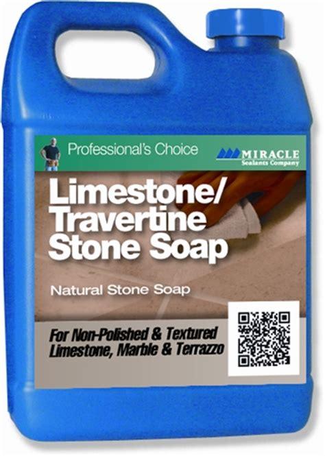 Miracle Sealants Company Tile Cleaner Quart by Miracle Sealants Limestone Travertine Soap Qrt