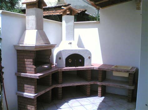 barbecue con lavello forno barbecue haiti 2041 miccich 232 architetture