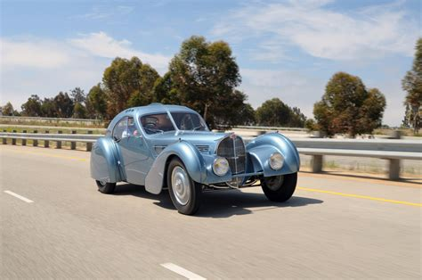 The bugatti type 57 and other models which evolved from this groundbreaking design were the product of vehicle specialist, jean bugatti. The World's Most Expensive Car, 1936 Bugatti Type 57SC Atlantic on Display at the Mullin ...