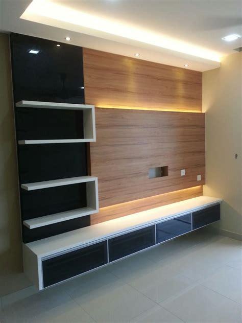 tv wall unit interior design renovation contractors