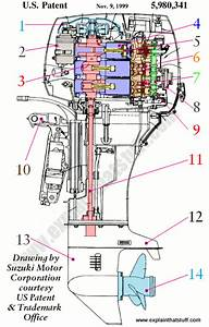 4 Best Images Of Mercury Outboard Water Flow Diagram