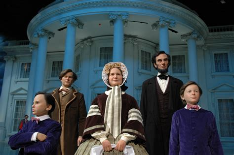 travel bureau attractions abraham lincoln presidential museum