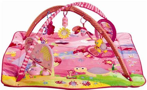 tiny tapis eveil gymini princesse doudouplanet