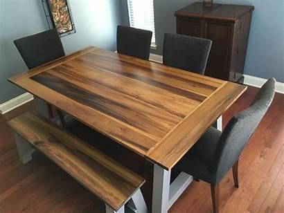 Table Poplar Truss Projects 4x4 Furniture Diy