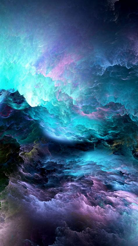 3d Wallpapers S10 by Wallpaper Abstract Clouds Colorful 5k Abstract 4244