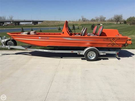 Used Fishing Boats For Sale by 2015 Used Sjx 2170 Aluminum Fishing Boat For Sale