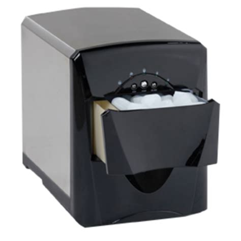 table top ice machine avanti pim25ss portable table top ice maker compact