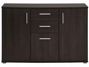 Buffet Salon Conforama : rangement 3 portes 2 tiroirs salto vente de buffet bahut vaisselier conforama meubles ~ Teatrodelosmanantiales.com Idées de Décoration
