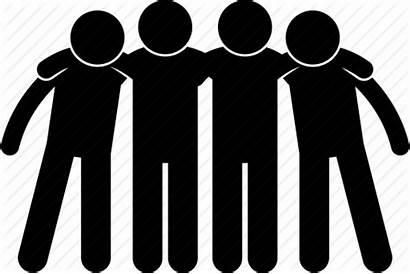 Friends Icon Transparent Friendship Friend Background Gang