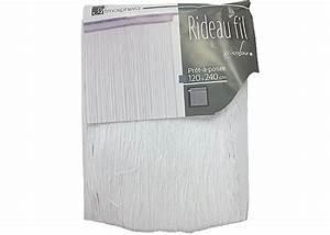 Fil Tringle Rideau : rideaux fils pas chers rideau fils sur enperdresonlapin ~ Premium-room.com Idées de Décoration