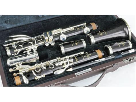 Buffet Crampon Tradition Bb Clarinet Wsilver Plated Keys
