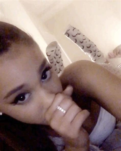 ariana grande nude photos leaked from snapchat celebrity leaks