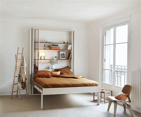 chambre loggia lit mezzanine espace loggia deco design design