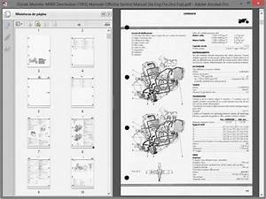 Ducati Monster - Service Manual - Reparacion