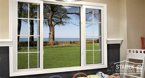 white sliding window     configuration