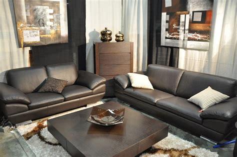 Leather Living Room Sets by Black Leather Living Room Set Modern House