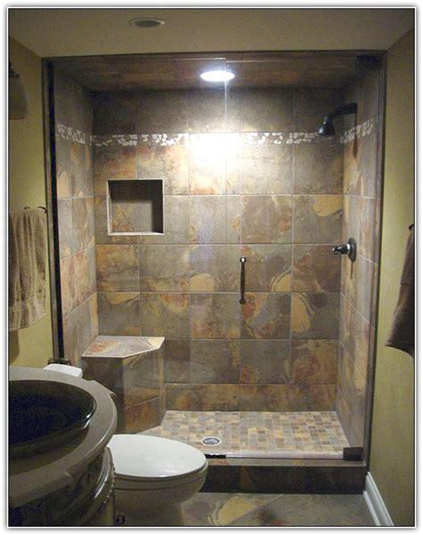 Built In Shower Seat   Home Design Ideas