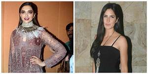 Deepika Padukone, Katrina Kaif fear their rivalry going ...