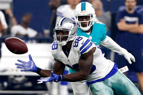 Dez Bryant is Cowboys' grizzled, old veteran and he loves it
