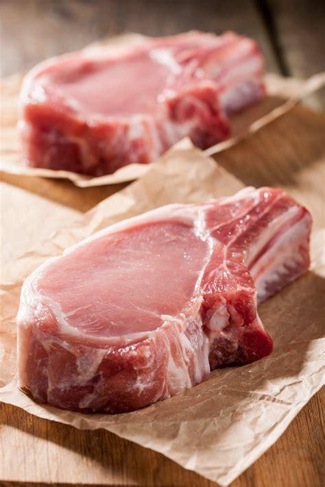 raw pork chop tonys meats market