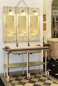meuble de salle de bains auge 128 060 h 083 With meuble salle de bain dessus marbre