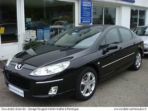 Peugeot Bassussarry Occasion : 407 achat voiture moteur hdi occasion ~ Gottalentnigeria.com Avis de Voitures