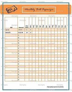 budget personal finance organizer kit 4 documents With personal financial document organizer