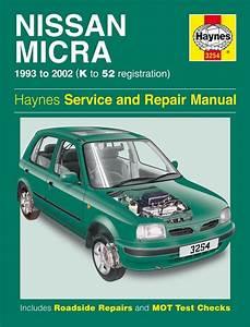 Nissan Micra K11 Haynes Manual Download  8