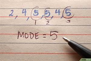 P Wert Berechnen : mittelwert zentralwert und modalwert berechnen wikihow ~ Themetempest.com Abrechnung