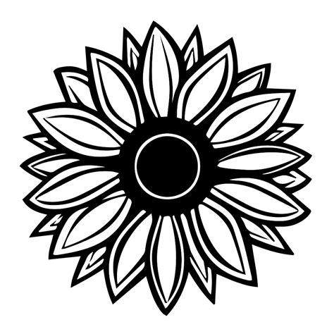 Yellow And White Kitchen Ideas - sunflower silhouette vinyl sticker car decal