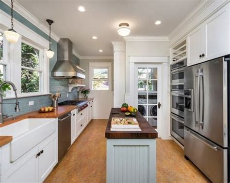 Narrow Kitchen   Houzz