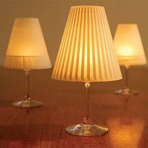 Lampenschirme Für Weingläser : sch ne helene lampenschirme f r weingl ser 11 95 ~ Michelbontemps.com Haus und Dekorationen