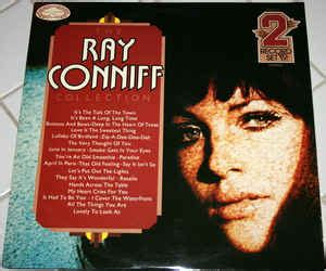 Ray Conniff  The Ray Conniff Collection (vinyl, Lp) At