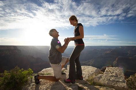 grand canyon proposal engagement