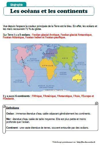 evaluation continents ce recherche google ce cm