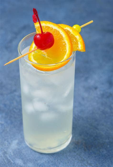 easy vodka collins cocktail recipe