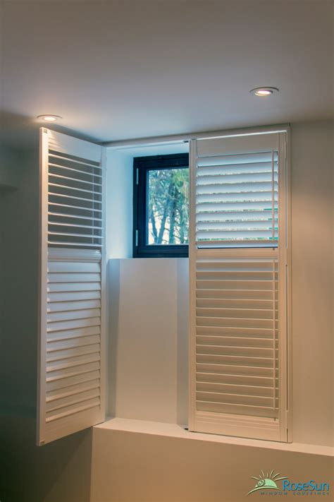Motorized Window Coverings by Basement Window Coverings Basement Modern With Electric