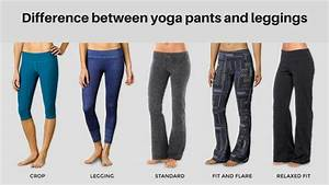 Gap Pants Size Chart The Difference Between Yoga Pants And Explained
