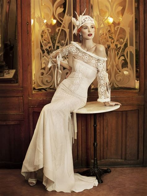 Vintage Wedding Dresses And The Allure Of Old Hollywood